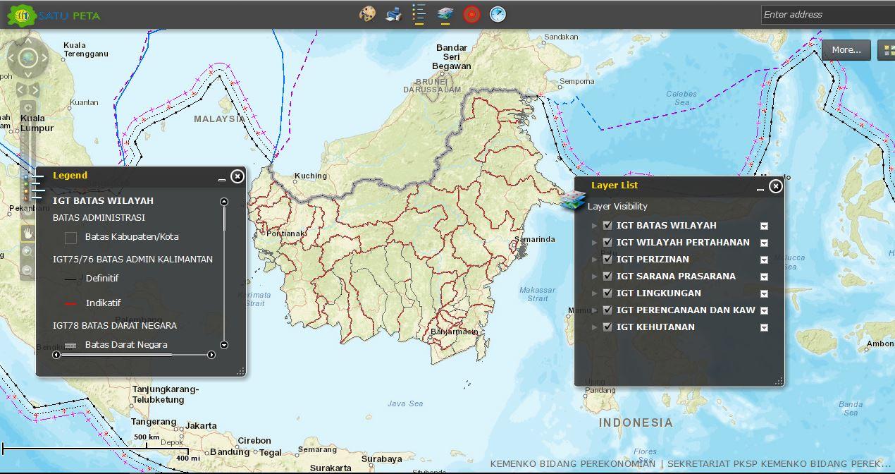 Terbaru pdf jakarta peta