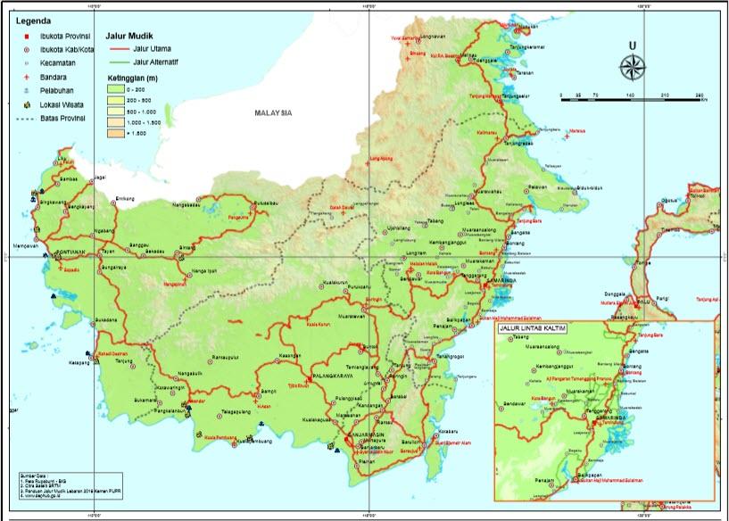 +20 Peta Wisata Jogja 2016 Pdf