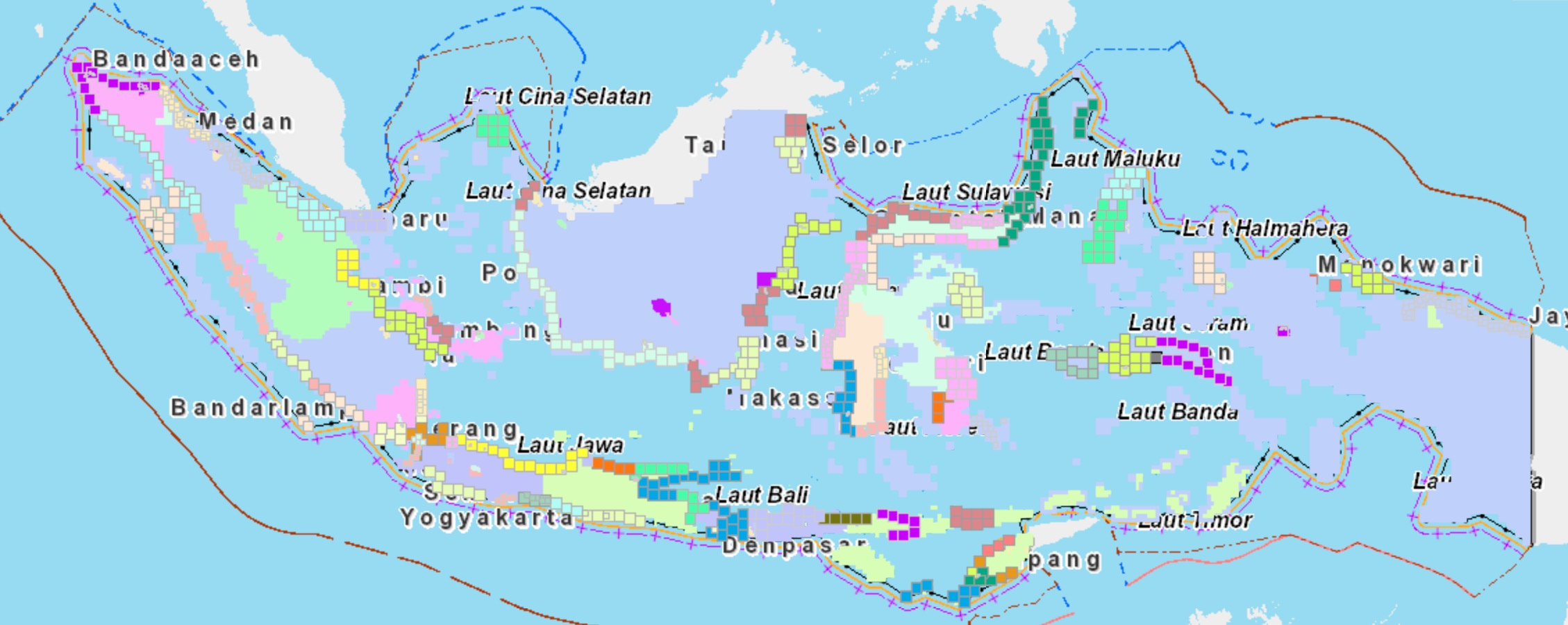 Indonesia Geospatial Portal